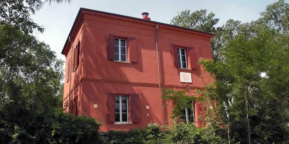 Bellaria-Igea Marina - Casa Rossa di Alfredo Panzini