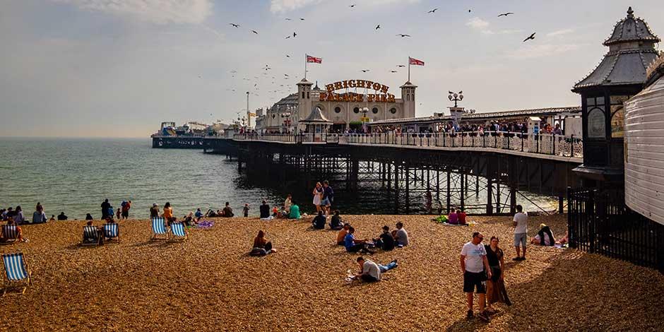 Brighton, Regno Unito
