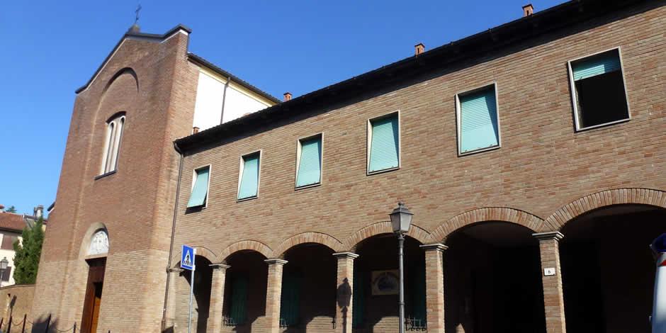 Cesenatico - Chiesa dei Frati Cappuccini