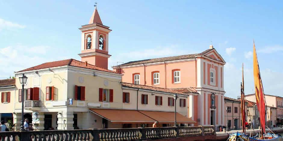 Cesenatico - Chiesa di San Giacomo Apostolo