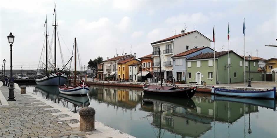 Cesenatico - Corso Garibaldi