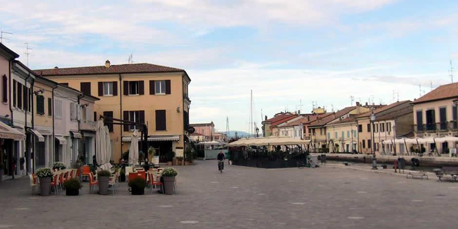 Cesenatico - Piazza Ciceruacchio