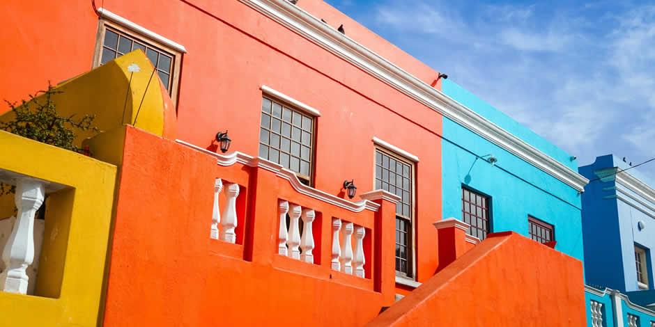 Città del Capo - Bo-Kaap