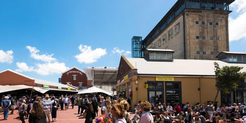Città del Capo - Woodstock