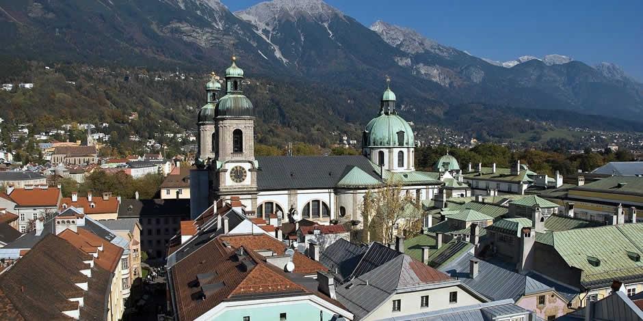 Innsbruck - Duomo di San Giacomo