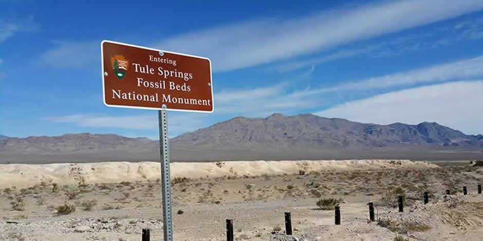 Las Vegas - Tule Springs Fossil Beds