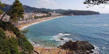 Lloret de Mar, Spagna