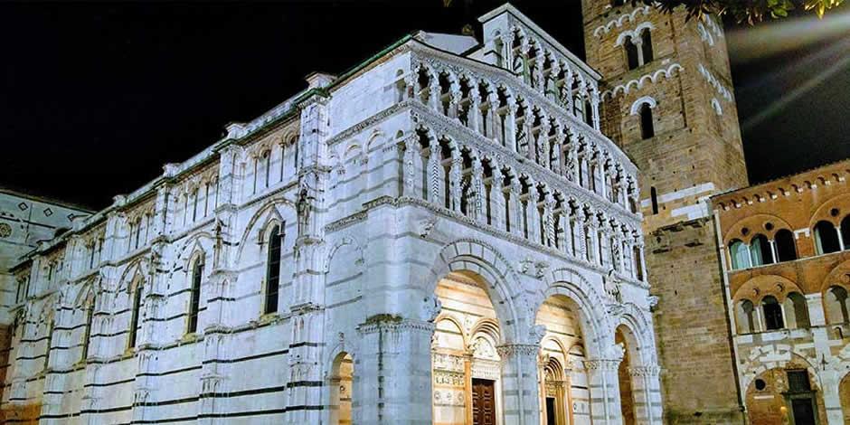 Lucca - Cattedrale di San Martino