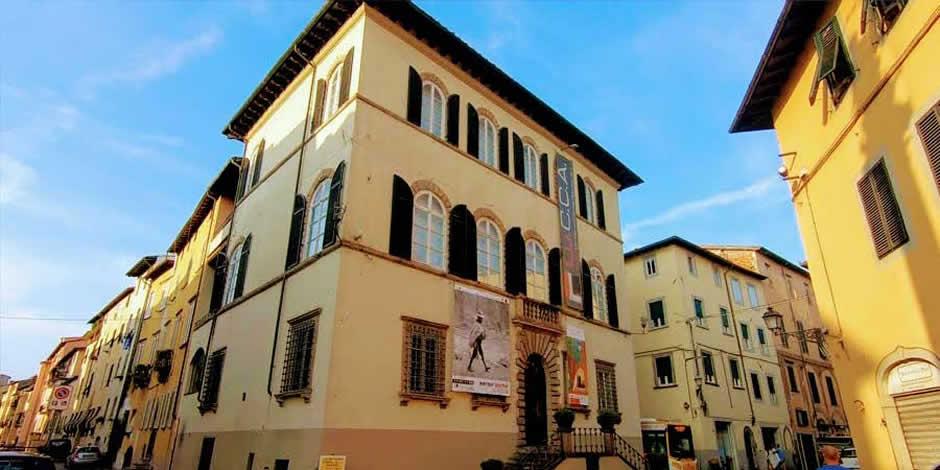 Lucca - Museo d'Arte Contemporanea