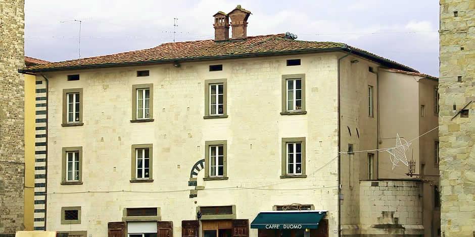 Pistoia - Chiesa di Santa Maria Cavaliera