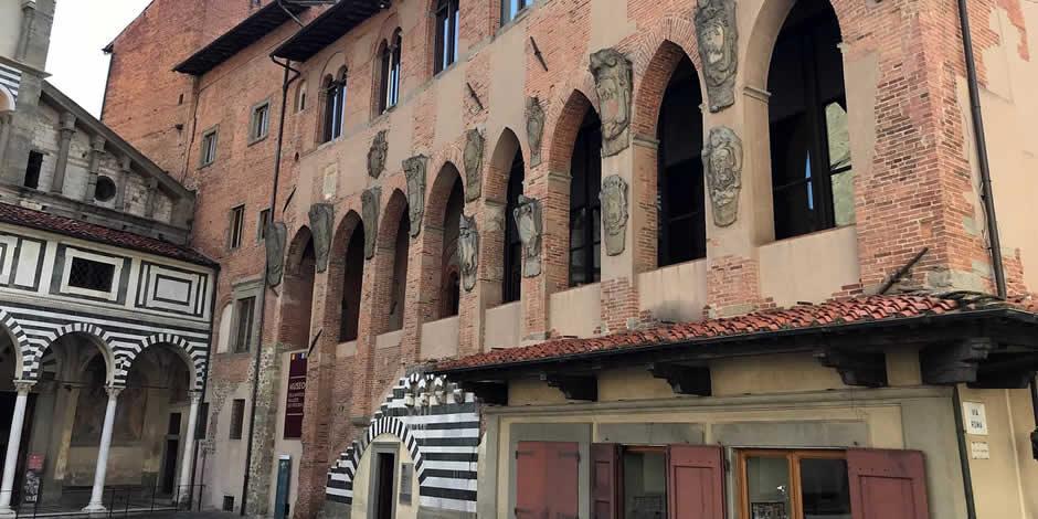 Pistoia - Palazzo dei Vescovi