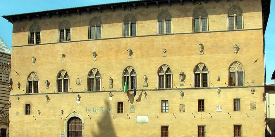 Pistoia - Palazzo Pretorio