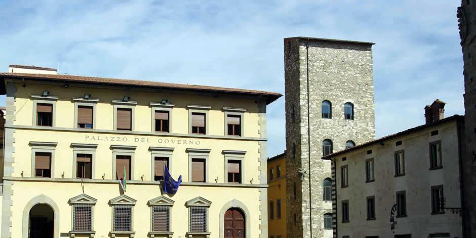 Pistoia - Torre di Catilina