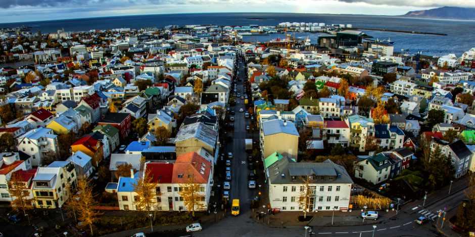Reykjavik, Islanda