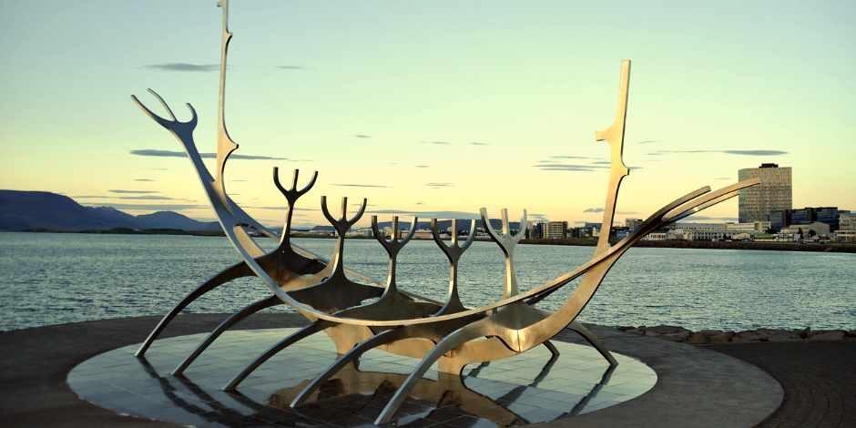 Reykjavik - Sòlfar