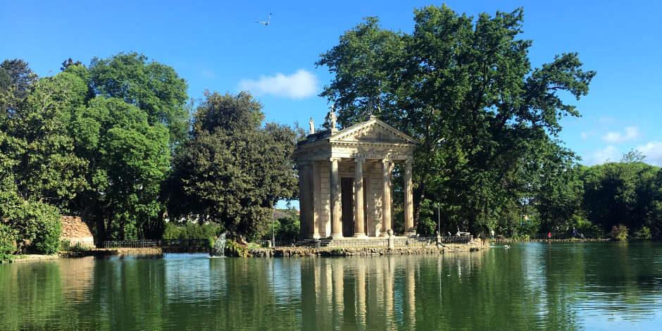 Roma - Villa Borghese