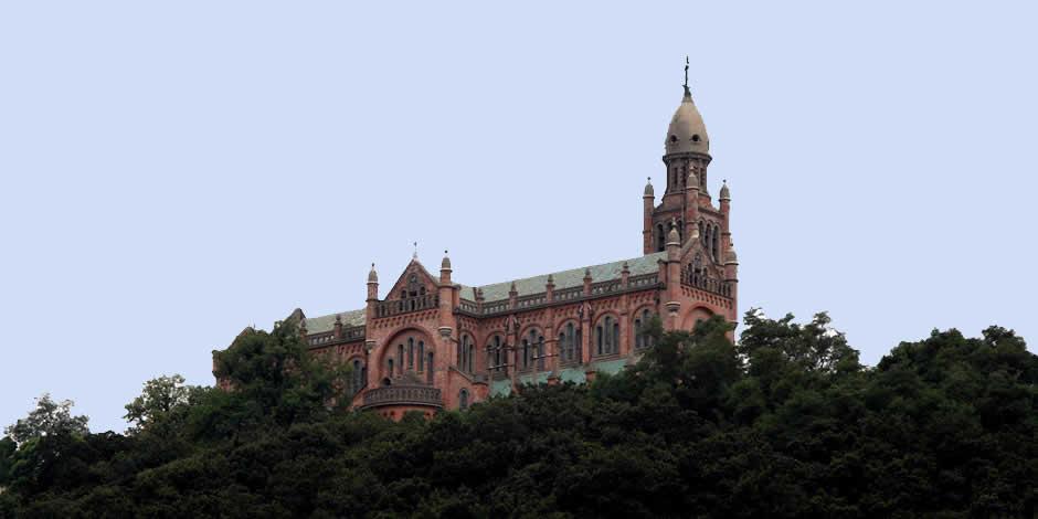Shanghai - Basilica di She Shan