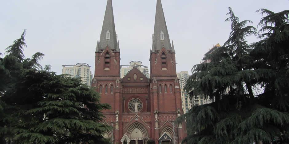 Shanghai - Cattedrale di Sant'Ignazio
