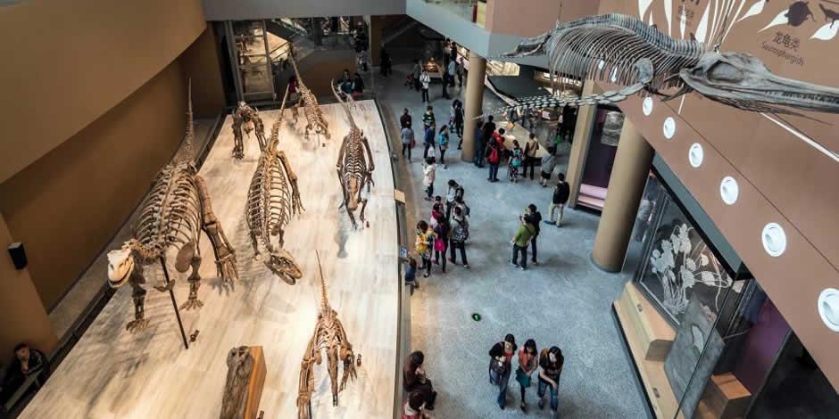Shanghai - Museo