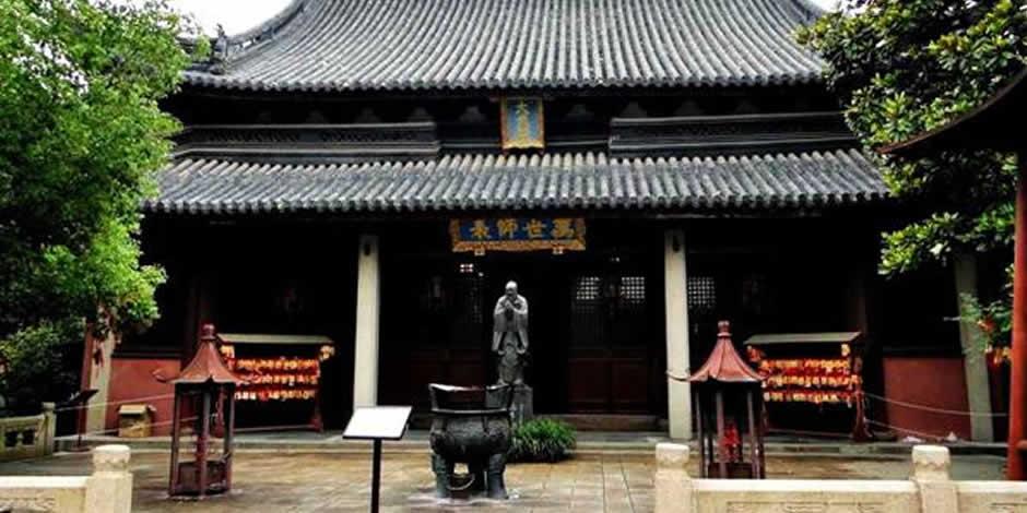 Shanghai - Tempio del Dio della Cultura, Wen Miao