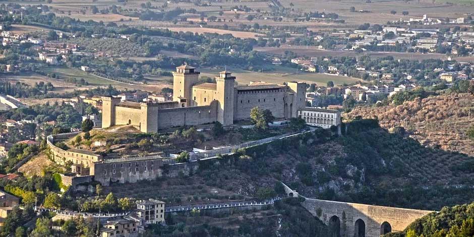 Spoleto, Italia